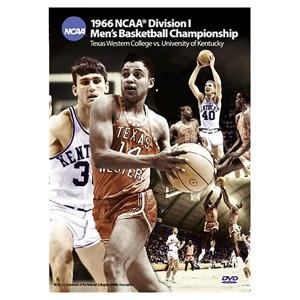 1965 NCAA Championship Texas Western vs. Kentucky DVD