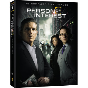 Person Of Interest: Season 1 DVD