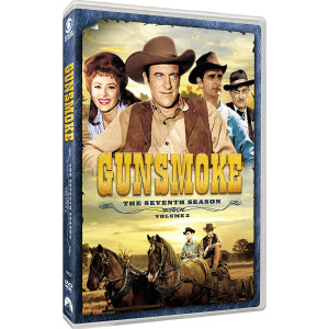 Gunsmoke: Season 7 - Volume 2 DVD