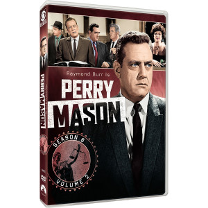 Perry Mason: Season 8 - Volume 2 DVD