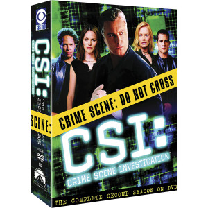 CSI: Crime Scene Investigation - Season 2 DVD