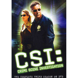 CSI: Crime Scene Investigation - Season 3 DVD