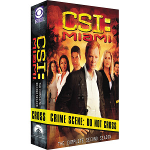 CSI: Miami - Season 2 DVD