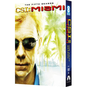 CSI: Miami - Season 5 DVD