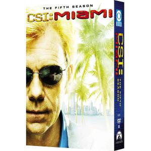 CSI: Miami - Season 5 DVD