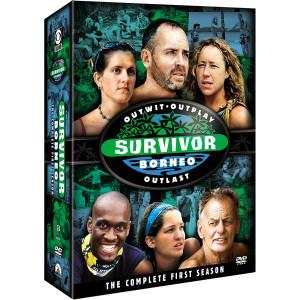 Survivor: Season 1 - Borneo DVD
