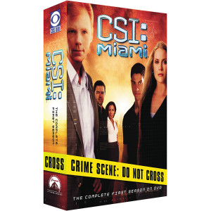 CSI: Miami - Season 1 DVD