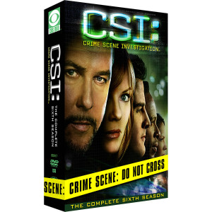 CSI: Crime Scene Investigation - Season 6 DVD