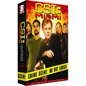 CSI: Miami - Season 4 DVD