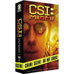CSI: Miami - Season 3 DVD