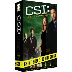 CSI: Crime Scene Investigation - Season 5 DVD