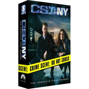 CSI: NY - Season 1 DVD