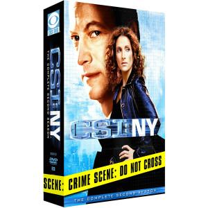 CSI: NY - Season 2 DVD