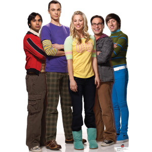 The Big Bang Theory Group Standup
