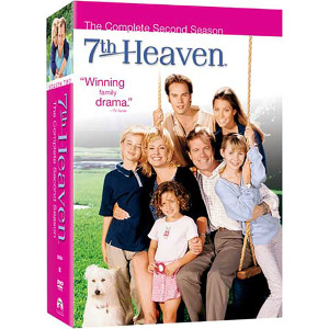 7th Heaven: Season 2 DVD