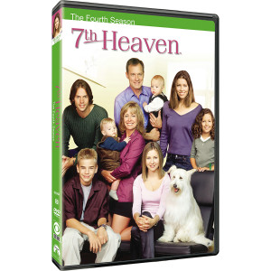 7th Heaven: Season 4 DVD