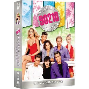 Beverly Hills 90210: Season 2 DVD