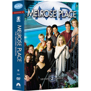 Melrose Place: Season 2 DVD