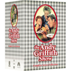 The Andy Griffith Show: The Complete Series DVD