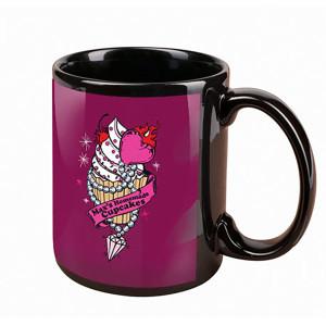 2 Broke Girls Cupcake Mug