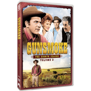 Gunsmoke: Season 8 - Volume 2 DVD