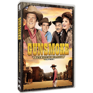 Gunsmoke: Season 8 - Volume 1 DVD