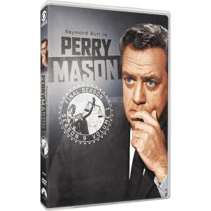 Perry Mason: Season 9 - Volume 1 DVD
