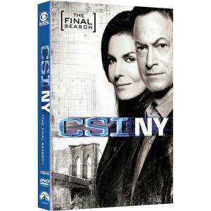 CSI: NY - Season 9 DVD