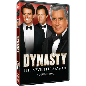 Dynasty: Season 7 - Volume 2 DVD