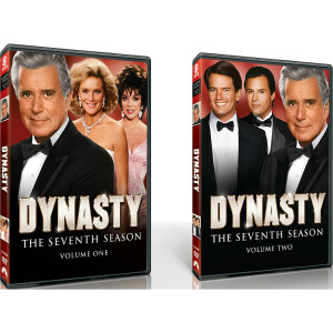 Dynasty: Season 7 DVD