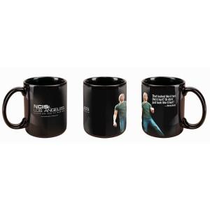 NCIS LA Marty Deeks Mug