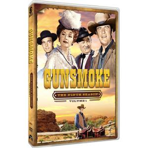 Gunsmoke: Season 9 - Volume 1 DVD
