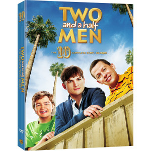 Two And A Half Men: Season 10 DVD