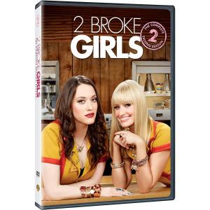 2 Broke Girls: Season 2 DVD