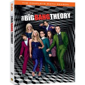 The Big Bang Theory: Season 6 DVD