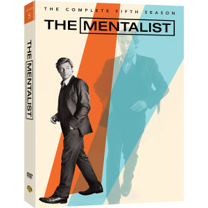 The Mentalist: Season 5 DVD