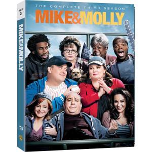 Mike & Molly: Season 3 DVD