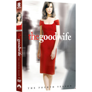 The Good Wife: Season 4 DVD