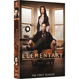 Elementary: Season 1 DVD