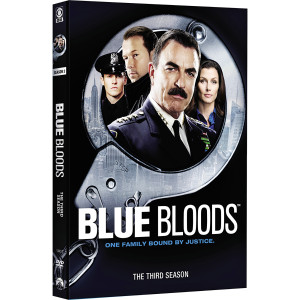 Blue Bloods: Season 3 DVD