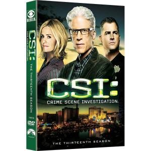 CSI: Crime Scene Investigation - Season 13 DVD