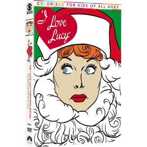 I Love Lucy: Colorized Christmas DVD