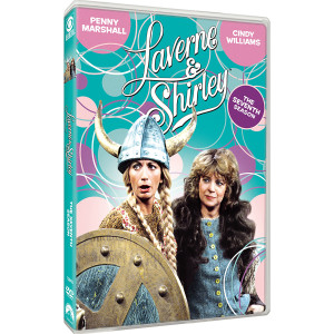 Laverne & Shirley: Season 7 DVD