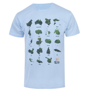 Survivor Islands T-shirt