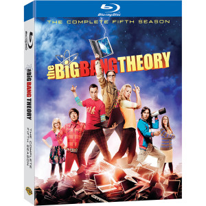 The Big Bang Theory: Season 5 Blu-ray