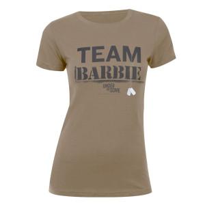 Under The Dome Team Barbie Women's Junior Fit T-Shirt