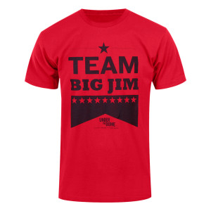 Under The Dome Team Big Jim T-shirt