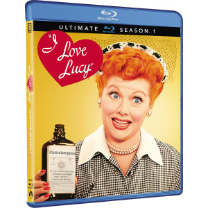 I Love Lucy: The Ultimate Season 1 Blu-ray