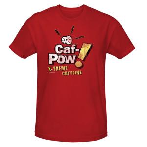 NCIS Distressed Caf-Pow T-Shirt