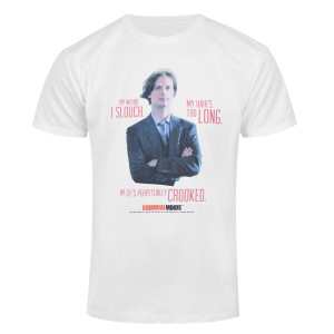 Criminal Minds Dr. Reid T-shirt